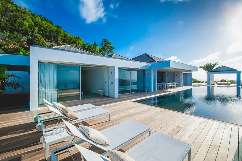 Villa Rental in St Barths